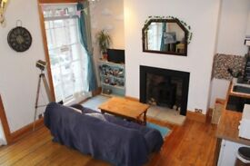 Attractive, furnished one-bedroomed apartment with balcony close to beach and Broadstairs centre