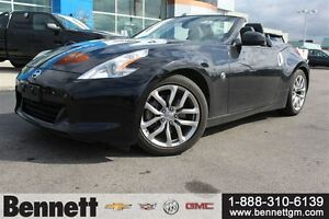2010 Nissan 370Z Touring Convertible - 1 lady owner from new