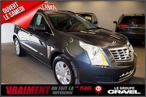 2013 Cadillac SRX 4X4, AWD, bluetooth, son BOSE, cuir