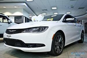 2015 Chrysler 200 S DEMO A LIQUIDER