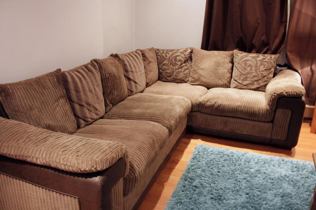 Dfs Corner Sofa Very Large Brown Buy Sale And Trade Ads