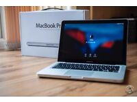 i5 13 Apple MacBook Pro 2.4Ghz 8gb 500GbHDD Final Cut Pro X DaVinci Resolve Microsoft Office 2016