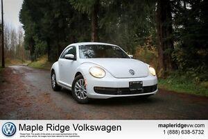 2016 Volkswagen Beetle 1.8TSI Trendline