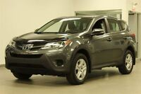 2013 Toyota RAV4 LE AWD BLUETOOTH HITCH