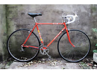BSA TOUR DE FRANCE, vintage racer racing road bike, 22.5 inch, 10 speed