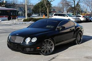 2005 Bentley Continental GT Navigation/(6.0L W12 Twin-turbo AWD