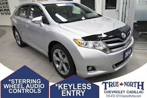 2013 Toyota Venza AWD - TRAILER HITCH PKG!!
