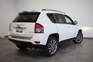 2014 Jeep Compass 4x4 Limited Limited | White | 4x4 | London Ontario image 3