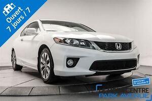 2014 Honda Accord EX COUPE TOIT BANCS CHAUFF.
