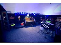 RECORDING STUDIO TIME SHARE - ALL EQUIPMENT INCLUDED - £75 / DAY!