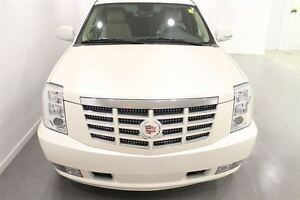 2013 Cadillac Escalade ESV Leather| Sunroof| Captians| PST Paid Regina Regina Area image 6