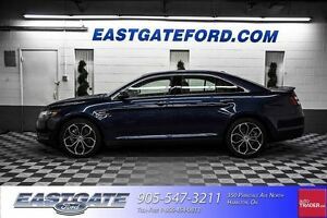 2016 Ford Taurus SHO--Executive Unit