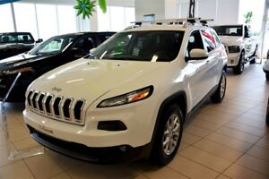 2017 Jeep Cherokee NORTH * V6 * 4X4 * HITCH 4500 * BANCS CHAUFFA