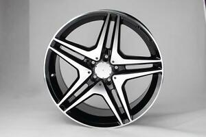 Mercedes Benz Rims >> Mercedes Amg Rims Wheels Ebay