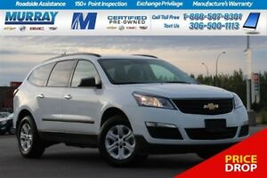 2017 Chevrolet Traverse LS*CLIMATE CONTROL,REAR VISION CAMERA*