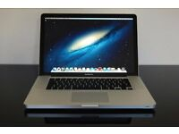 "MacBook Pro 15"" i5 500GB HDD"