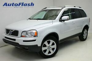 2011 Volvo XC90 3.2 Level 2 * Cuir/Leather * 7-Pass * Toit/Roof
