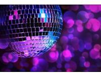 Disco/DJ for parties