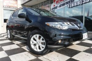 2014 Nissan Murano | All-Wheel Drive | Media Ports | Cruise Cont