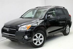 2009 Toyota RAV4 Limited V6 AWD * Cuir/Leather * Toit-Ouvrant/Su