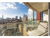~Stunning Luxury 3 Bedroom Apartment On 9th Floor + Balcony For £785PW Available Now!