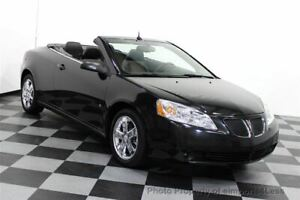 2008 Pontiac G6 GT / CONVERTIBLE / CUIR / AC / IMPECABLE!!