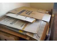 Free empty boxes