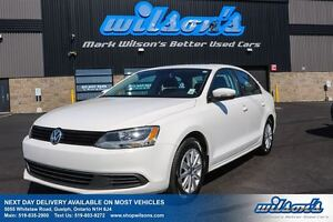 2013 Volkswagen Jetta S SUNROOF! HEATED SEATS! NEW TIRES! NEW BR