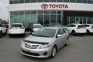 2012 Toyota Corolla **AUTOM/AIR/VITRES/MAGS**