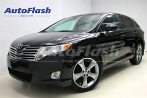 2011 Toyota Venza V6 AWD * Mag 20 * Toit/Sunroof * Cuir/Leather