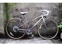 RALEIGH PANACHE, 20 inch, 51cm, vintage ladies womens racer racing road bike, 5 speed