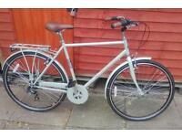 Brand new mens Dutch style city bike