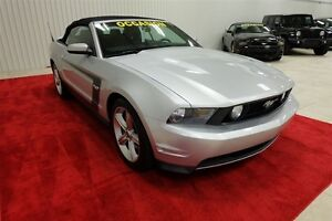2012 Ford Mustang GT V8 CUIR, MAGS, CONVERTIBLE