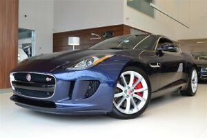 2015 Jaguar F-Type S *Performance Pack + Certifié*