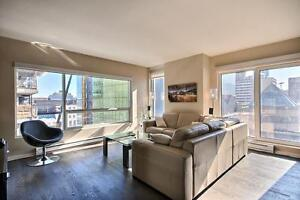 LOUIS BOHEME - Metro Place-des-Arts/Downtown MTL/ Furnished
