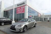 2015 Lexus IS 250 F-Sport Series 2 w/Navigation and bluetooth