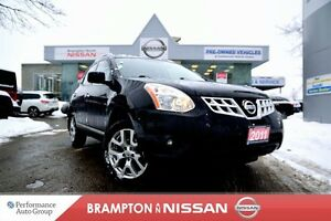 2011 Nissan Rogue SV AWD *Heated seats,Rear view monitor,Sunroof