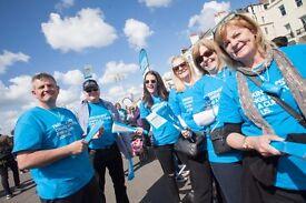 Cheering and Charity Village Volunteers needed at the Brighton Marathon!