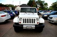 2013 Jeep WRANGLER UNLIMITED Sahara CERTIFIED & E-TESTED!
