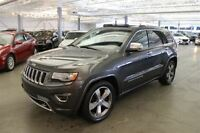 2014 Jeep Grand Cherokee OVERLAND 4D Utility 4WD ECO DIESEL, SUS