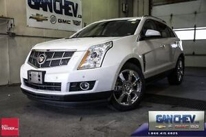 2011 Cadillac SRX 2.8T Performance