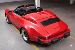 1989 Porsche 911 Speedster - 38K miles