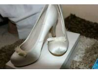 Size 5 Wedding shoes