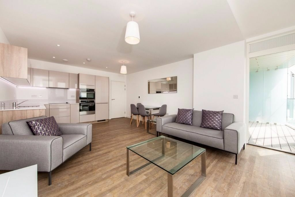 @STUNNING 1 BED APARTMENT W/ 24HR CONCIERGE BALCONY IN ENDERBY WHARF GREENWICH SE10