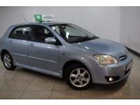 TOYOTA COROLLA 1.6 T3 COLOUR COLLECTION VVT-I 5d 109 BHP (blue) 2006