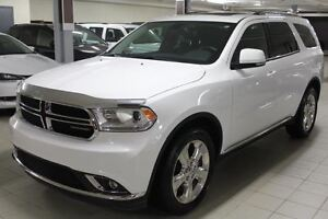 2015 Dodge Durango LIMITED PLUS 4X4 *CUIR/TOIT/DVD/7 PLACES*