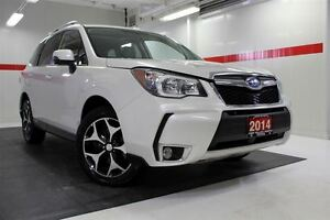 2014 Subaru Forester AWD Heated Lthr Sunroof Btooth BU Camera Pw