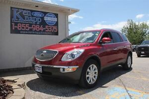 2012 Buick Enclave CXL LEATHER BLUETOOTH FWD