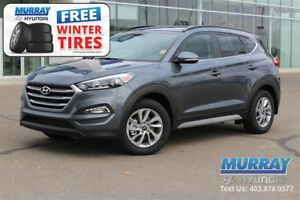 2017 Hyundai Tucson Luxury 2.0 AWD* FREE WINTER TIRES + 0% FINAN