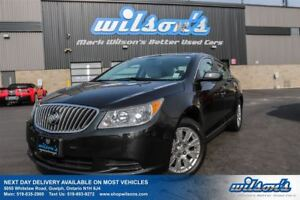 2013 Buick LaCrosse REMOTE START! POWER DRIVERS SEAT! DUAL CLIMA